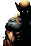 Wolverine: Origins No.28 Cover: Wolverine Poster von Mike Deodato