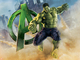 The Avengers: Age of Ultron - Hulk Poster