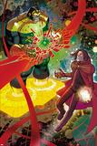 Avengers No.12: Thanos and The Hood Affischer av John Romita Jr.