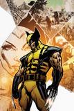 Savage Wolverine 12 Cover: Wolverine Posters af Phil Jimenez