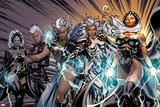 X-Men Evolutions No.1: Storm Kunstdrucke von David Yardin