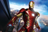 The Avengers: Age of Ultron - Iron Man Prints