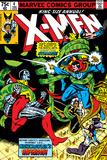Uncanny X-Men Annual No.4 Cover: Dr. Strange, Colossus, Storm and Wolverine Affischer av John Romita Jr.