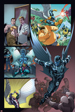 Origins of Marvel Comics: X-Men No.1: Archangel Flying Bilder av Tom Raney