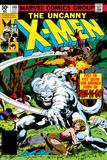 Uncanny X-Men No.140 Cover: Wolverine and Wendigo Plakat af John Byrne