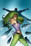 Ultimate X-Men No.61 Cover: Polaris Foto di Stuart Immonen