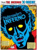 Uncanny X-Men Annual No.4 Headshot: Nightcrawler Posters av John Romita Jr.