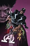New Avengers 8 Cover: Medusa, Black Bolt, Lockjaw, Gorgon, Triton, Crystal, Karnak, Maximus Posters par Mike Deodato