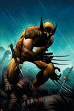 Wolverine No.20 Cover: Wolverine Bilder av John Romita Jr.