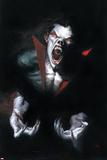 Morbius: the Living Vampire 1 Cover: Morbius Affiches par Gabriele DellOtto