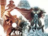 Thor: For Asgard No.1 Cover: Thor Standing Photographie par Simone Bianchi