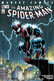 Amazing Spider-Man No.484 Cover: Spider-Man Crouching Poster