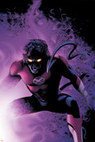 Nightcrawler No.4 Cover: Nightcrawler Posters af Greg Land