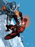Uncanny X-Men 8 Coover: Magneto, Cyclops Affischer av Chris Bachalo