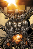 Cable and X-Force 6 Cover: Colossus Affischer av Salvador Larroca