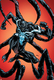 Superior Spider-Man 25 Cover: Venom Plakater av Humberto Ramos
