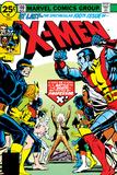 Marvel Comics Retro: The X-Men Comic Book Cover No.100, Professor X Poster