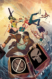 Spider-Island: I Love New York City No.1 Cover Posters par Mike Del Mundo