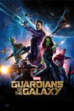 Gardiens de la Galaxie Affiche