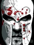 Uncanny X-Men 16 Cover: Magneto Affischer av Chris Bachalo