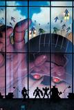 Secret Avengers 35 Cover: Sentinel Pôsters por Arthur Adams