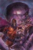 X-Men Legacy No.239 Cover: Magneto Posters av Leinil Francis Yu