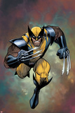 Wolverine No.302 Cover Poster por Arthur Adams