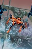 The Amazing Spider-Man No.676 Cover: Spider-Man Jumping Posters av Humberto Ramos