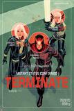 Uncanny X-Men 11 Cover: Frost, Emma, Cyclops, Magik Plakater av Phil Noto