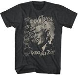 Billy Idol- Blondie Boy T-Shirts