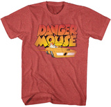 Danger Mouse- Zoom T-Shirt