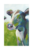 Painterly Cow III Stampe di Grace Popp