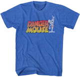 Danger Mouse- Mouse To The Rescue T-shirts