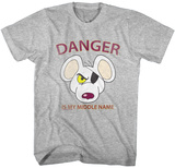 Danger Mouse- Middle Name Shirts