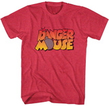 Danger Mouse- Logo T-Shirts