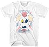 Danger Mouse- Crikey Chief T-Shirt