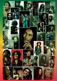 Bob Marley Photo Collage Foto