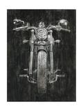Steel Horse I Poster par Ethan Harper
