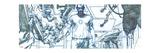Avengers Assemble Pencils Featuring Tony Stark, Iron Man Affiches