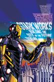 Iron Man 18 Cover Featuring Iron Man Affiches par Paul Rivoche