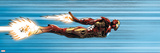 Avengers Assemble Panel Featuring Iron Man Poster