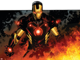 Avengers Assemble Artwork Featuring Iron Man Posters
