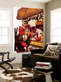 Deadpool Veggmaleri