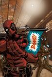 Deadpool Kunstdruck