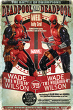 Deadpool Affiches