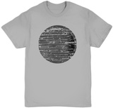 Interpol- Wood (slim fit) Camisetas
