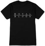 Royal Blood- Logo (slim fit) T-skjorte