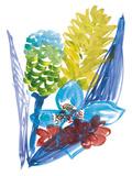Tropical Summer II Giclée-vedos tekijänä Katrien Soeffers