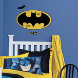 Batman Logo Dry Erase Peel And Stick Giant Wall Decals Wall Decal