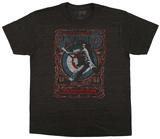 The Who- Singer Bowl 1968 T-skjorter